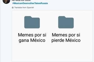 Los mejores memes del México vs. Rusia