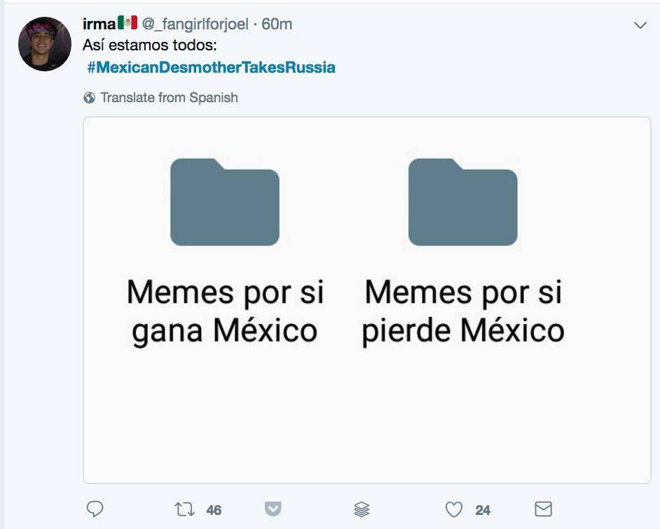 ESPECIAL Los mejores memes del México vs. Rusia
