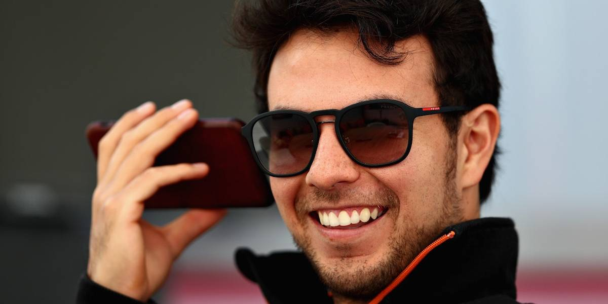 'Checo' aumenta posibilidades de podio; saldrá sexto en GP de Azerbaiyán