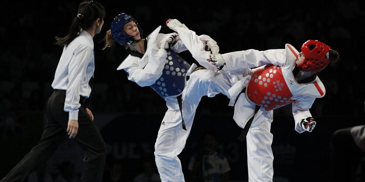 Colombia asegura al menos medalla de bronce en mundiales de Taekwondo