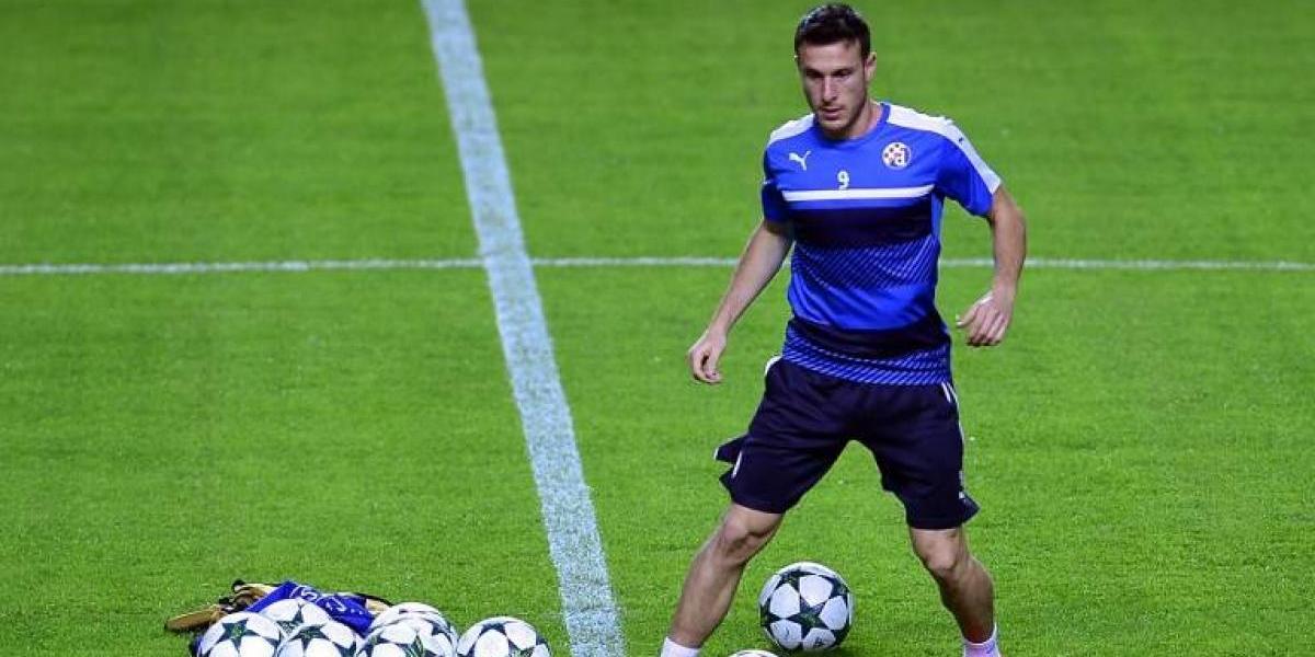 Salida de Ángelo Henríquez del Dinamo Zagreb allana su vuelta a la U