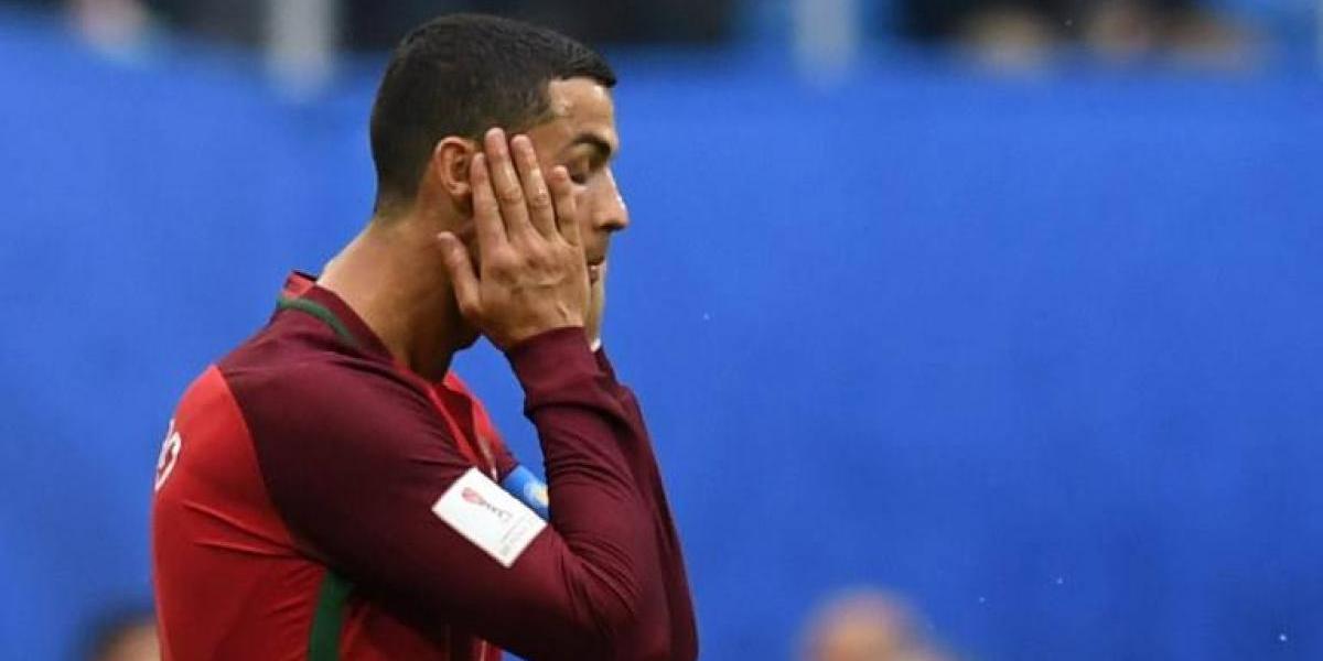 """Chile se enfrentará a un """"dolido"""" Cristiano Ronaldo: """"Necesita días de reflexión"""""""