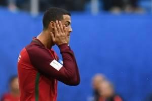 Chile se enfrentará a un 'dolido' Cristiano Ronaldo: 'Necesita días de reflexión'