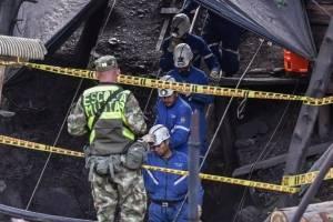 13 víctimas fatales dejó explosión en mina ilegal de carbón