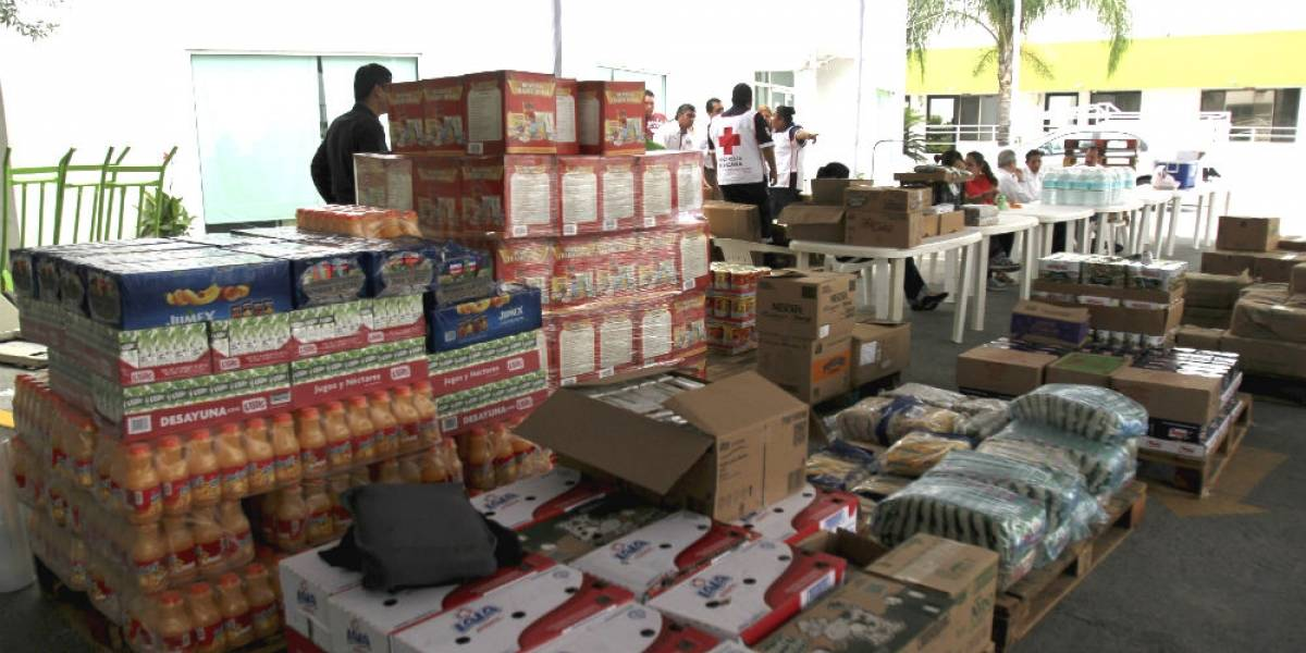 Diconsa se declara lista para temporada de huracanes con 27 mil 500 despensas diarias