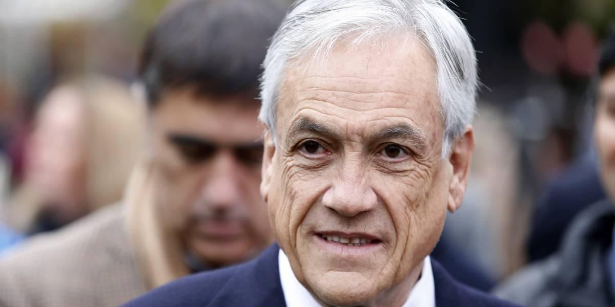 """Piñera a Morales: """"Mejor que se calle y deje de mentir"""""""