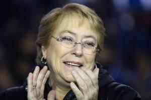 Presidenta Bachelet festejó paso de la Roja a semis de la Confederaciones: 'Todo el país se ilusiona'