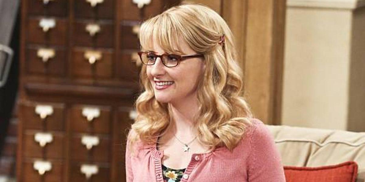 ¿Cómo luce Bernadette fuera de 'The Big Bang Theory'?