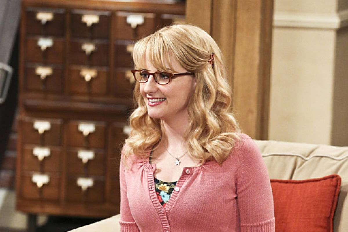 Bernadette The Big Bang Theory