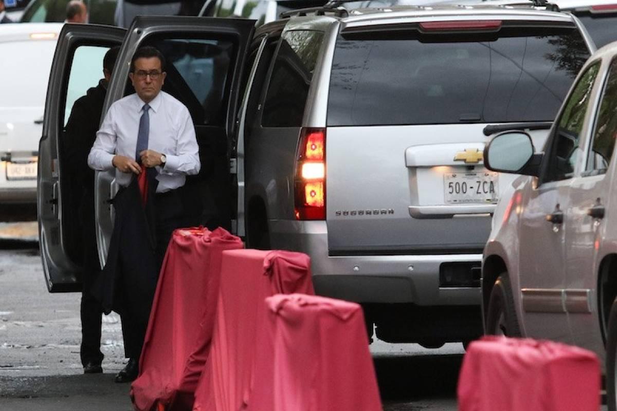 Ildefonso Guajardo Villarreal, secretario de Economía | Foto: Político MX