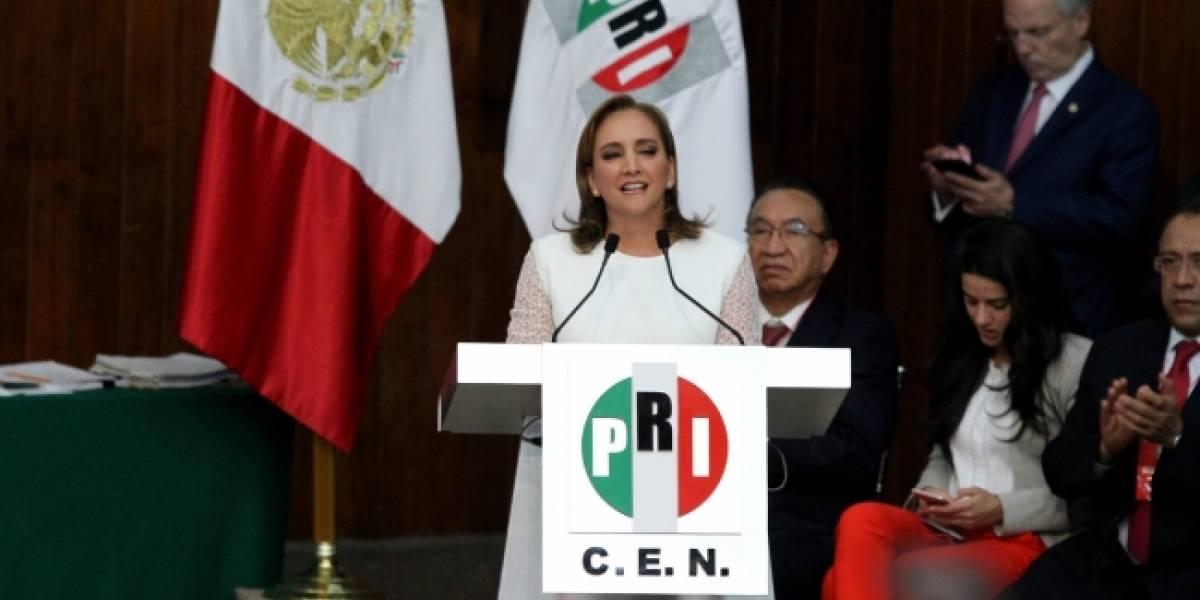 No habrá traje a la medida para candidatos del PRI a la Presidencia: Ruiz Massieu