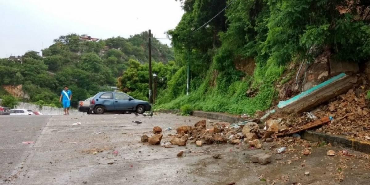 Dora y onda tropical provocarán tormentas en gran parte del país