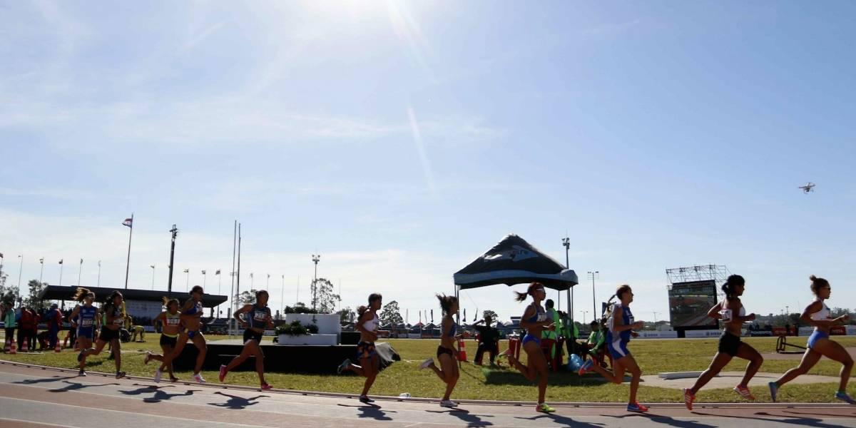 Colombia gana oro y bronce en 5.000 metros en Sudamericano de Atletismo