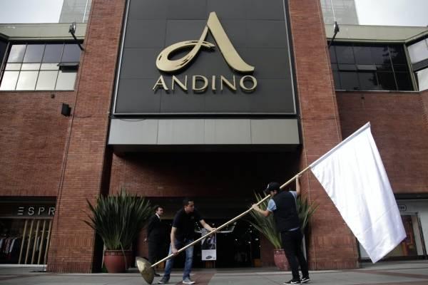 Diez acusados del atentado en el Andino fueron recapturados al salir de prisión