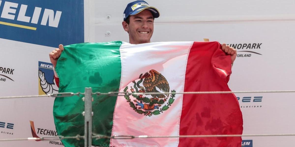 ¡Está que arde! Alfonso Celis cierra con doble podio en circuito de España