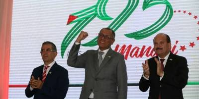 Jorge Glas anunció que en Manabí se iniciará plan 'Casa Para Todos'