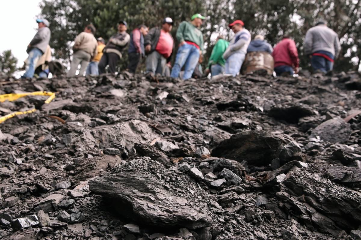 Al menos dos mineros estarían atrapados por derrumbe en Cucunubá - Publimetro Colombia