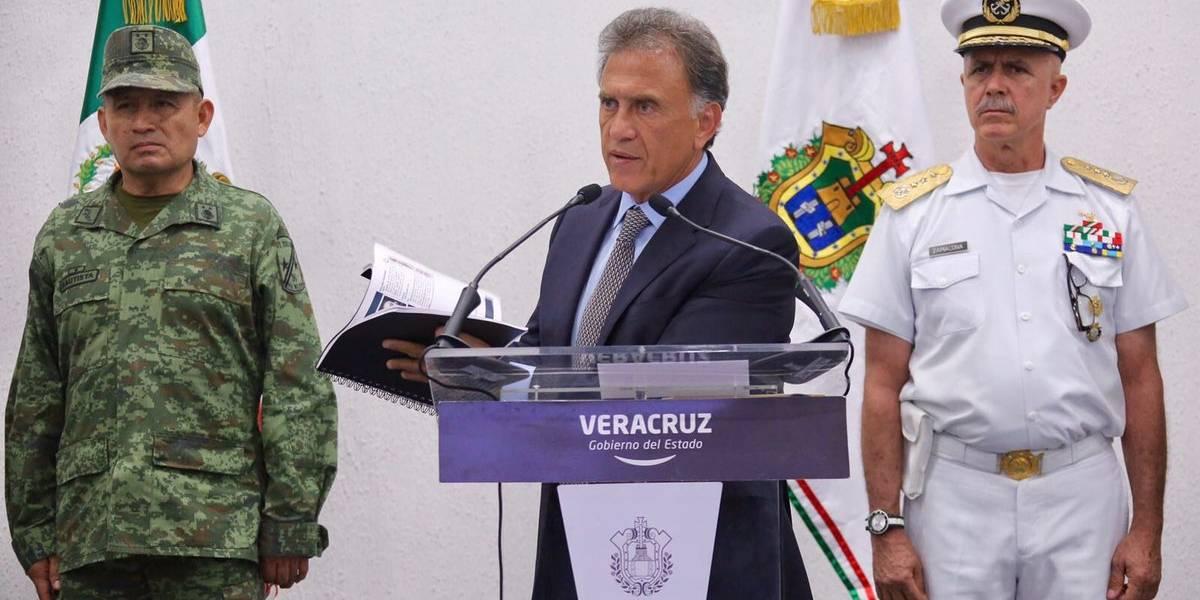 Yunes designa a fiscal especial para investigar asesinatos en Veracruz