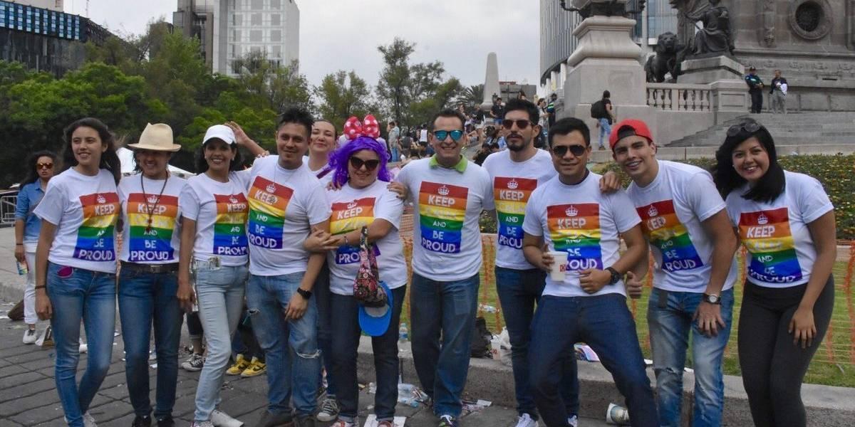 Aumenta ocupación hotelera en la CDMX por marcha LGBTTTI