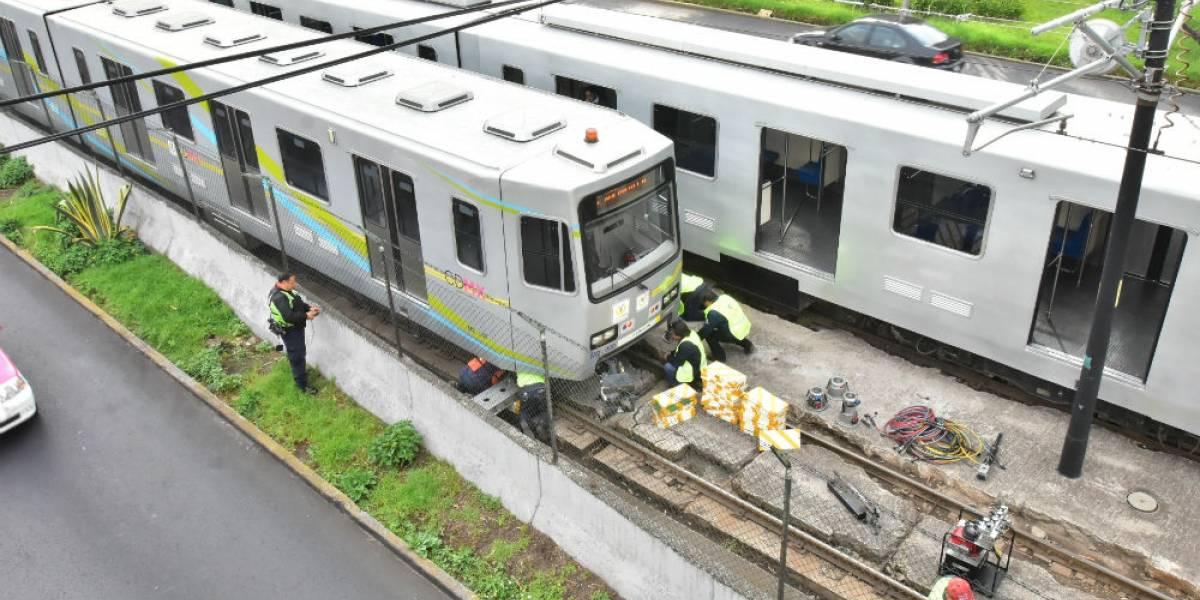 PGJ investigará descarrilamientos del Tren Ligero