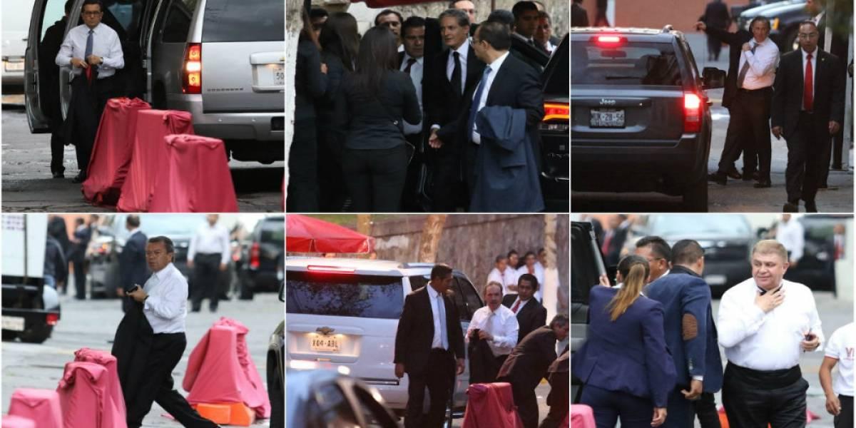 Boda de Eruviel Ávila reúne a la élite política en Edomex