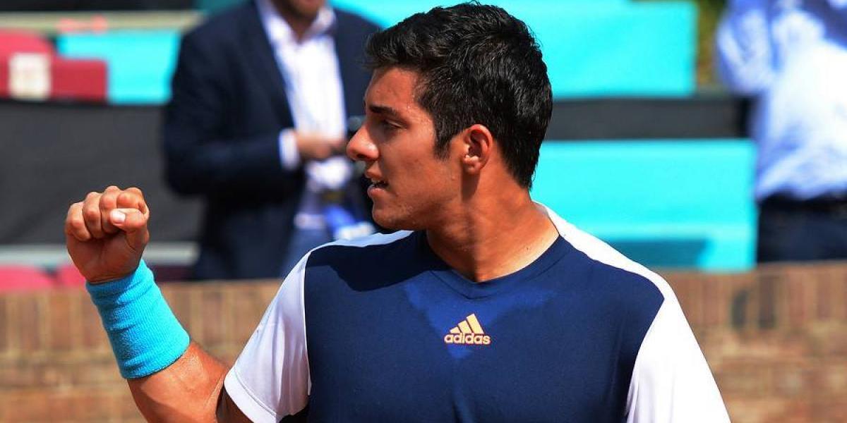 Christian Garín y Nicolás Jarry jugarán la qualy de Wimbledon desde este lunes