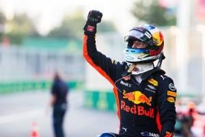 Ricciardo se corona en el accidentado GP de Azerbaiyán