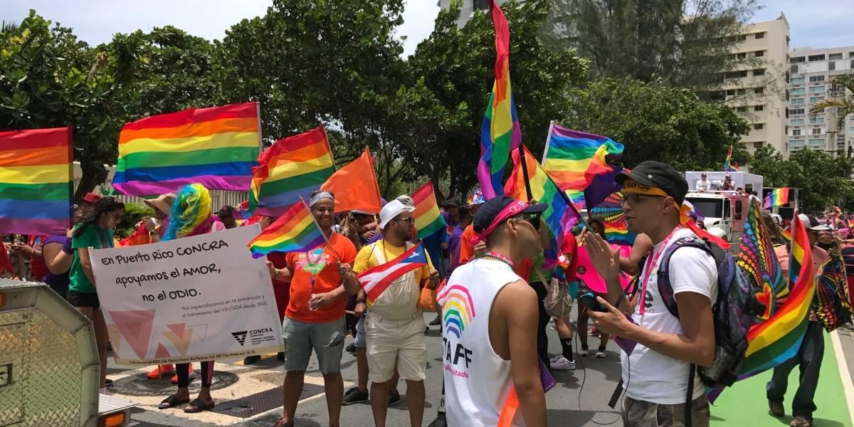 Marcharán mañana contra la homofobia
