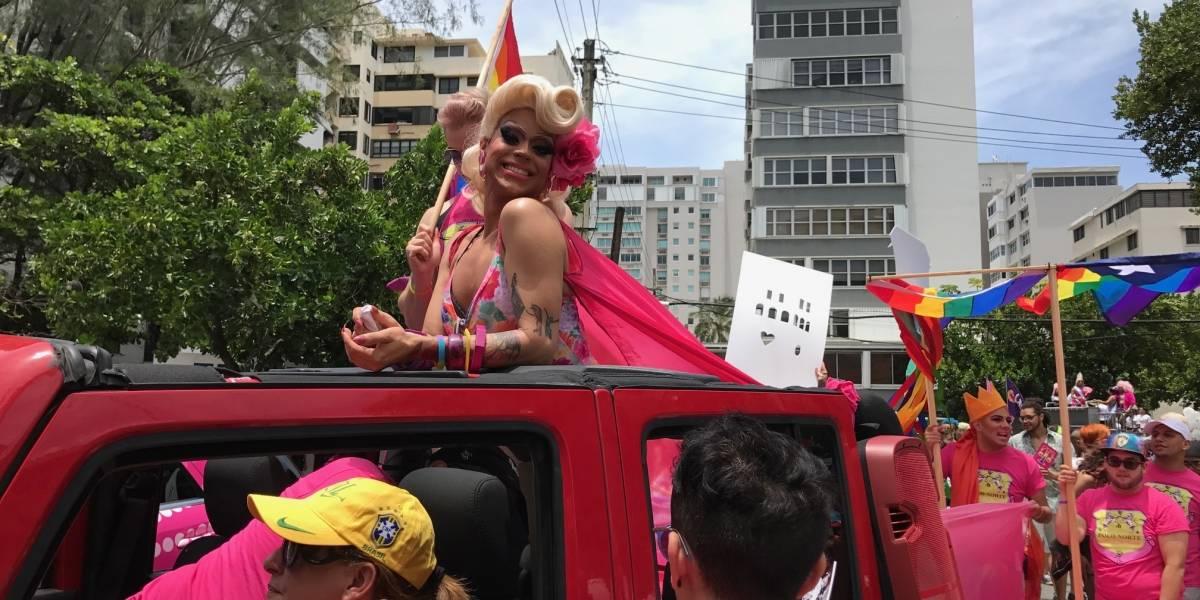 Comunidad LGBTTIQ marcha contra