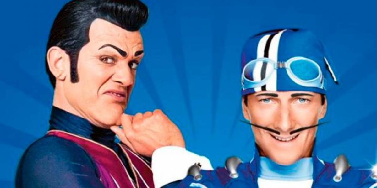 Actor de Lazy Town se encuentra en la fase final del cáncer