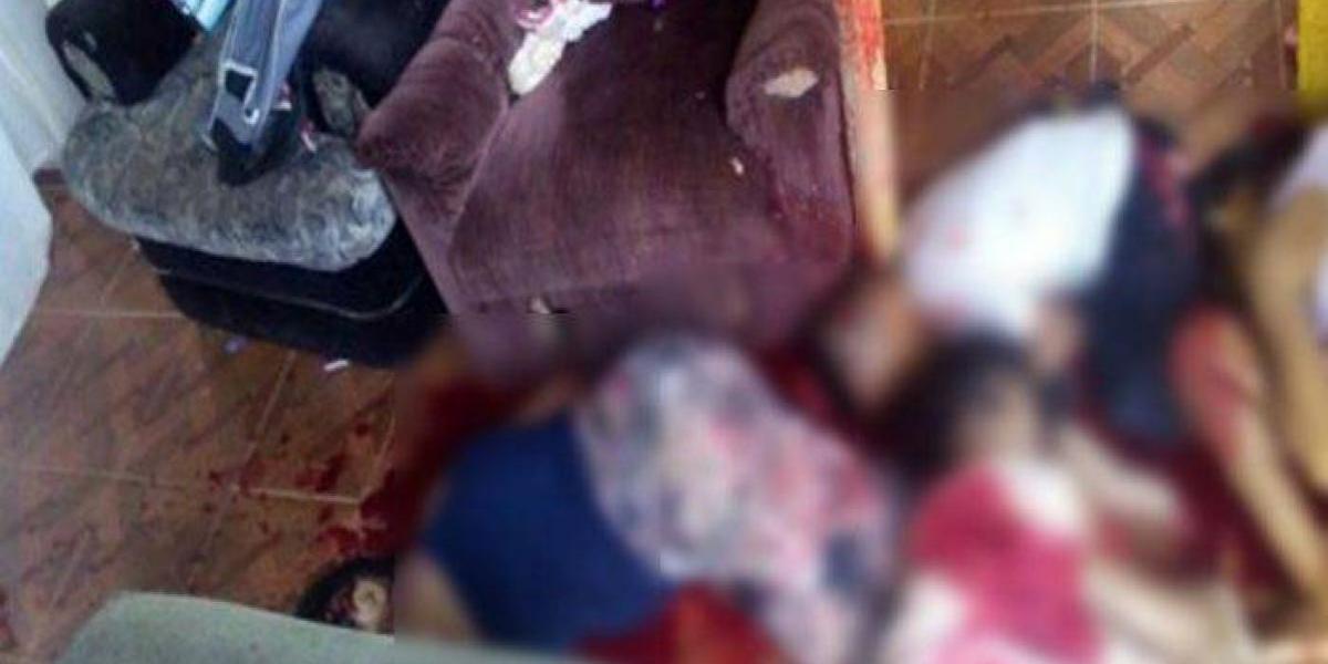 Matan cuatro niños en México