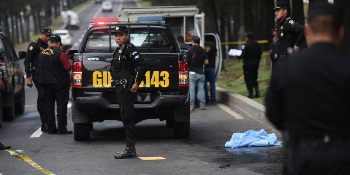 Agente de la PNC muere en ataque en el Periférico