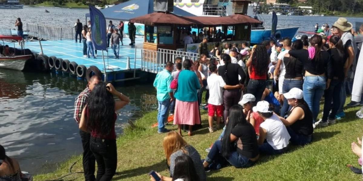 Conozca la lista de las personas rescatadas de la tragedia de Guatapé