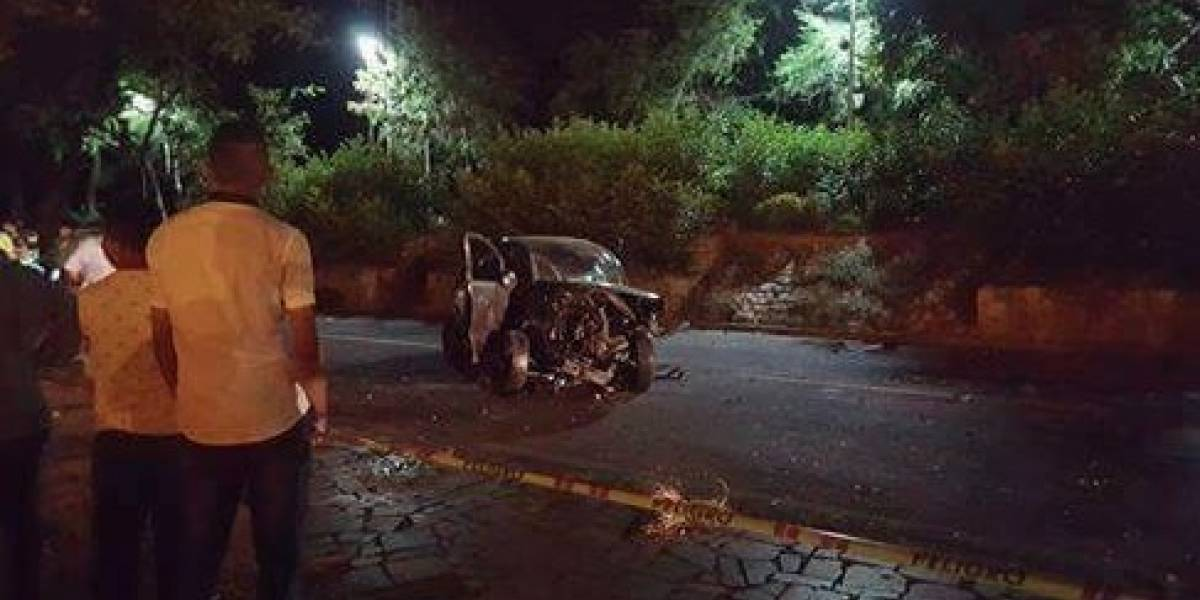 Grave choque deja como resultado 1 persona sin vida y cinco heridos en Cúcuta
