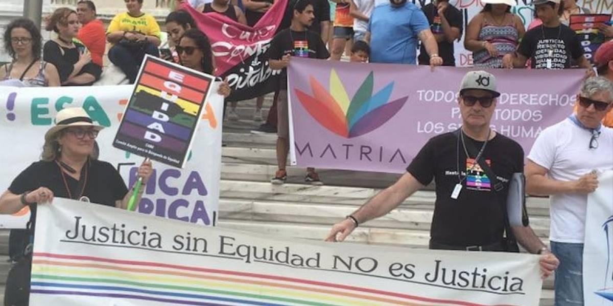 Denuncian que Cámara atenta contra vida de LGBTTIQ's