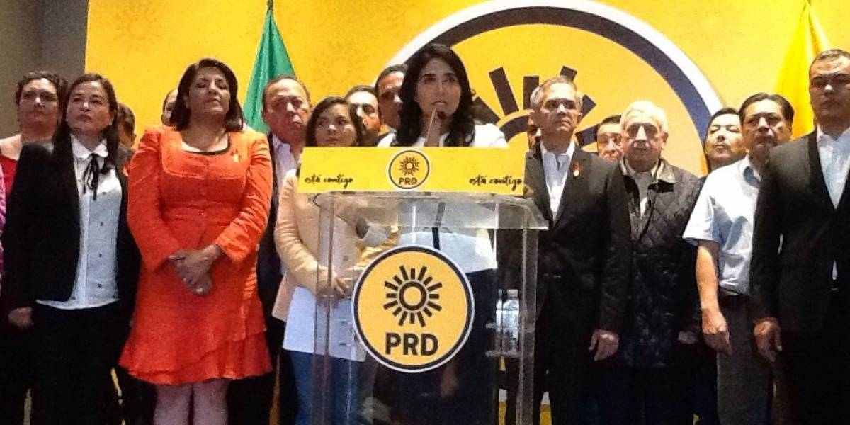 PRD aprueba crear Frente Amplio Democrático rumbo a 2018