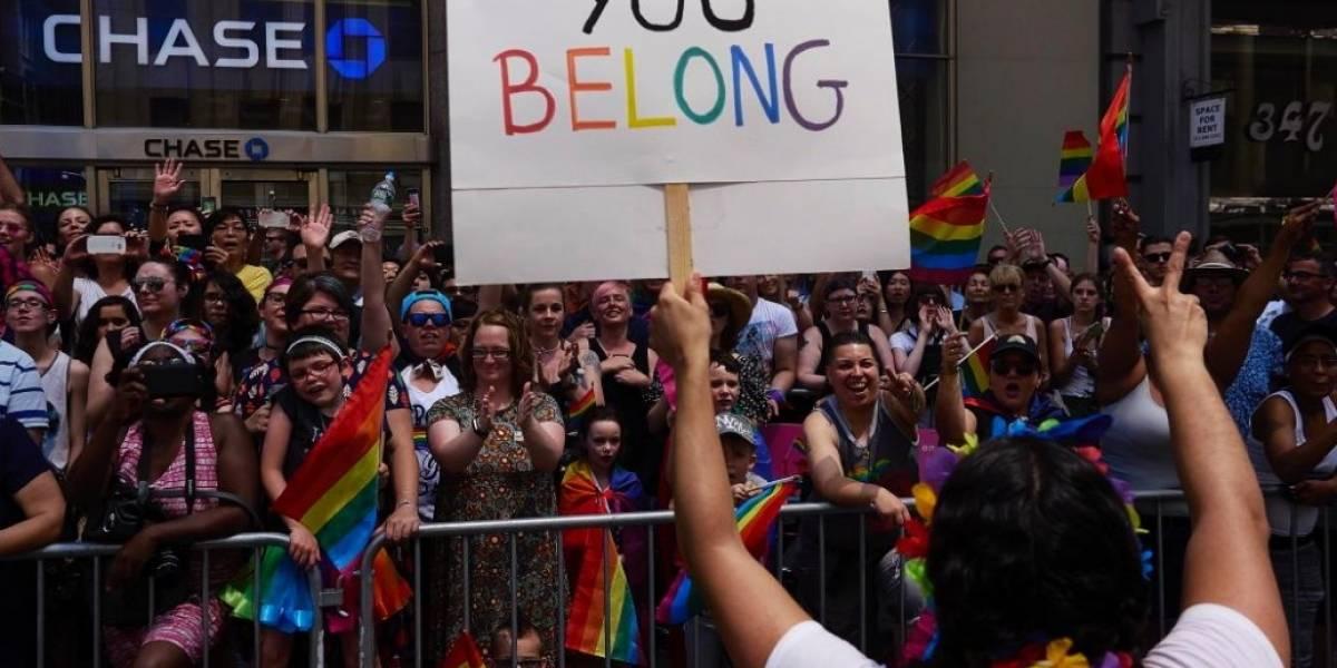 De celebración a indignación las marchas LGBTTIQ's