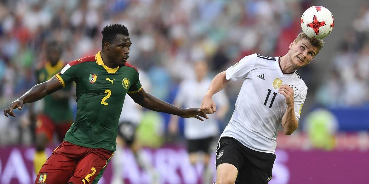 Alemania domina a Camerún y pasa a semifinales