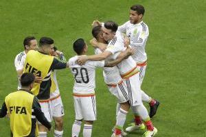 Tricolor va por primer triunfo sobre Alemania en partido oficial