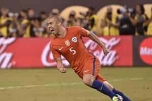 El Gato Silva quedó en la historia / imagen: AFP