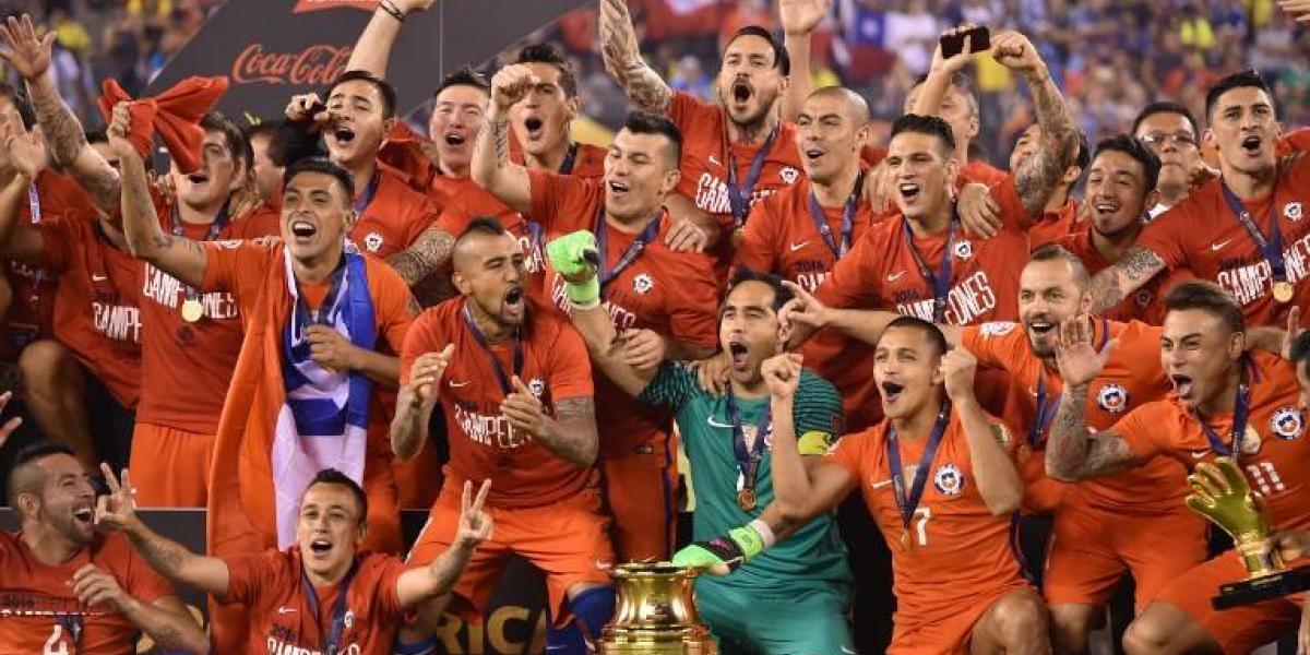 Para no olvidar: A un año del título que dejó a una generación de Chile más dorada que nunca