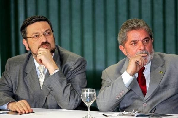 Lula - Palocci