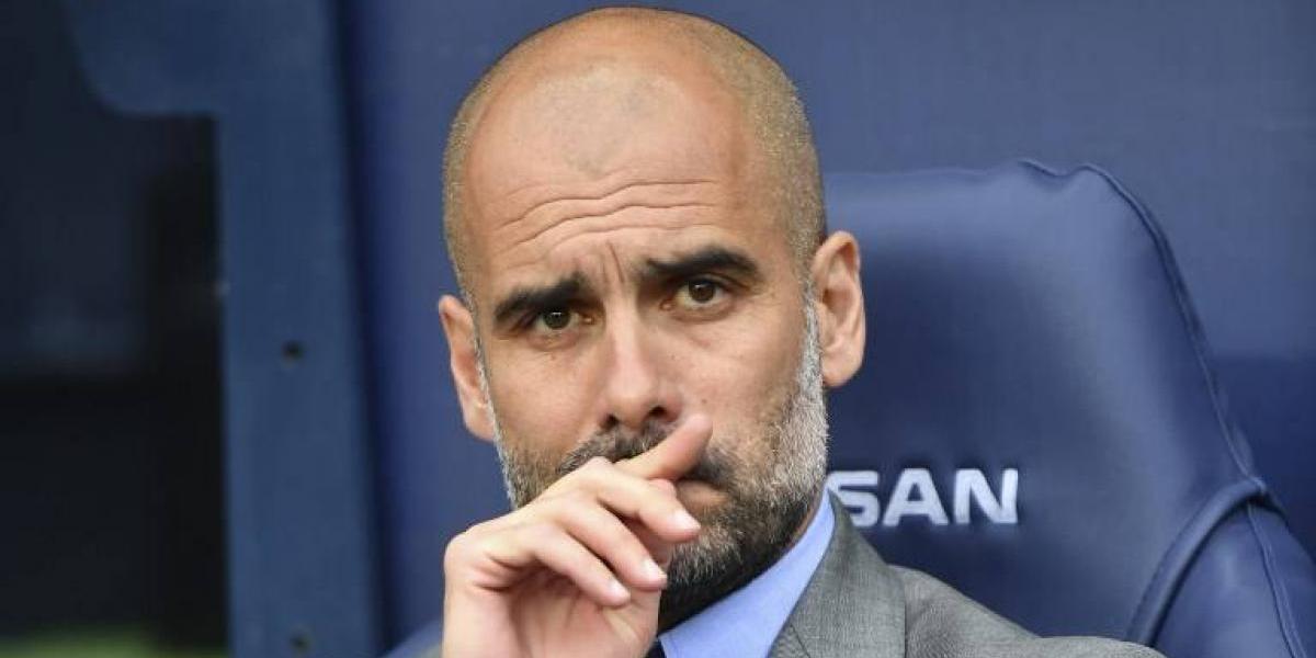 La sentencia de Liam Gallagher a Guardiola: Si no gana un trofeo, debe irse