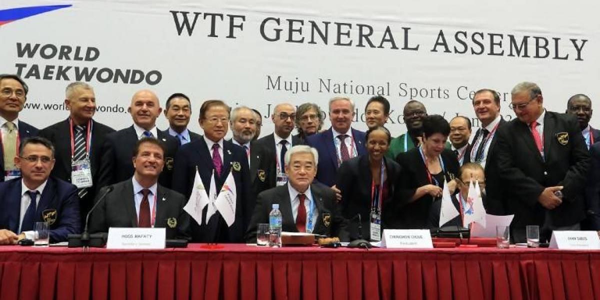 WTF, la sigla que incomoda a la Federación Internacional de Taekwondo
