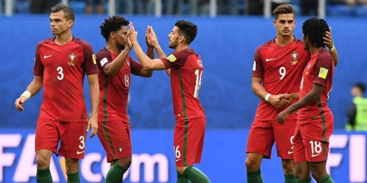 El Pizzi portugués elogió a Chile y ahora va por el abrazo con su tocayo de la Roja