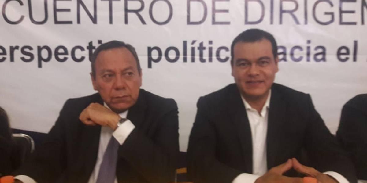 Frente opositor será quien saque al PRI de Los Pinos en 2018: PRD