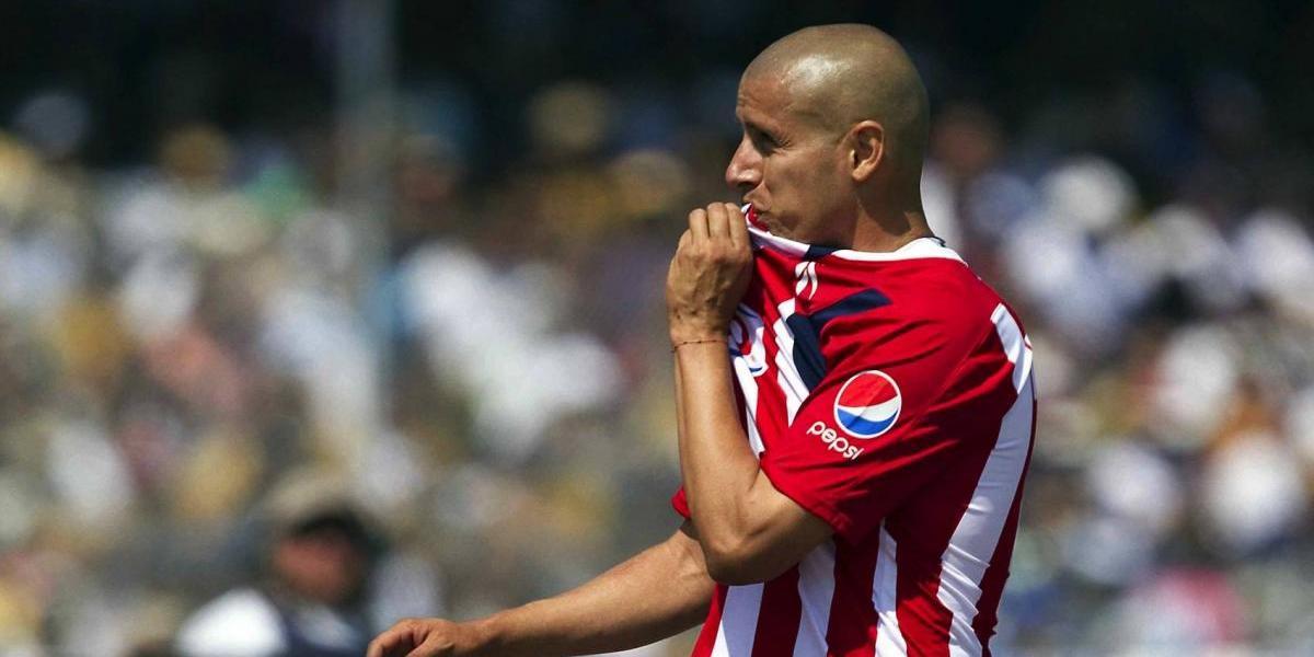 Chivas se une a la despedida del 'Bofo' Bautista