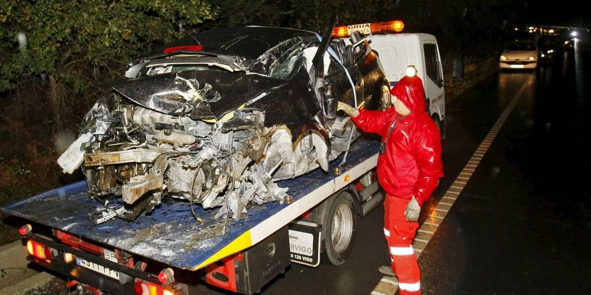 ¿Por qué la lluvia ayuda a aumentar los accidentes de tránsito?