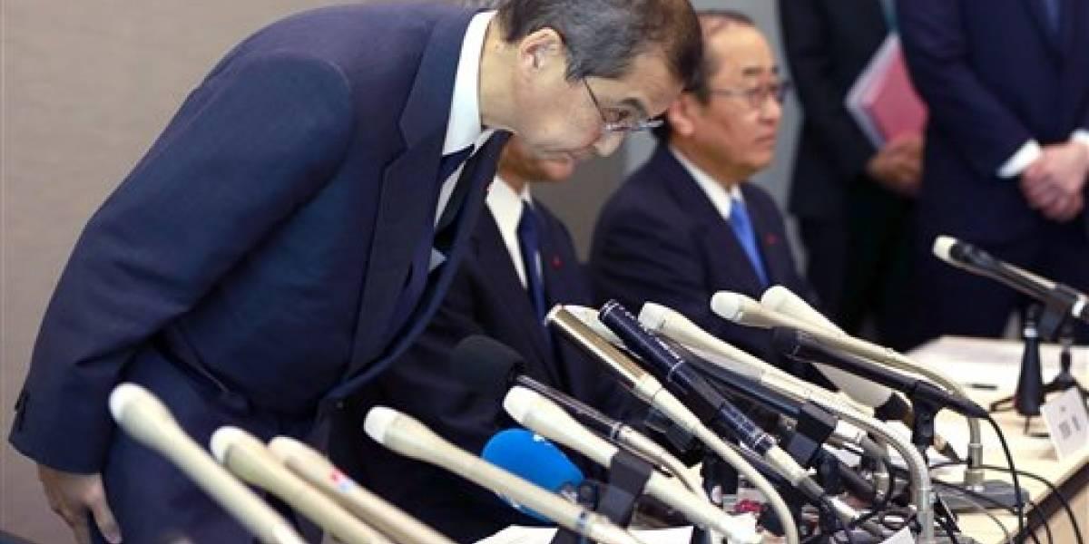 Takata Corp. se declara en quiebra