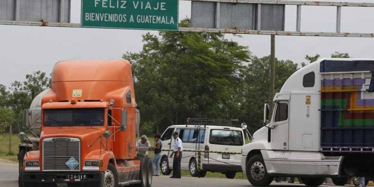 A partir de hoy se libera el paso de mercancías hacia Honduras